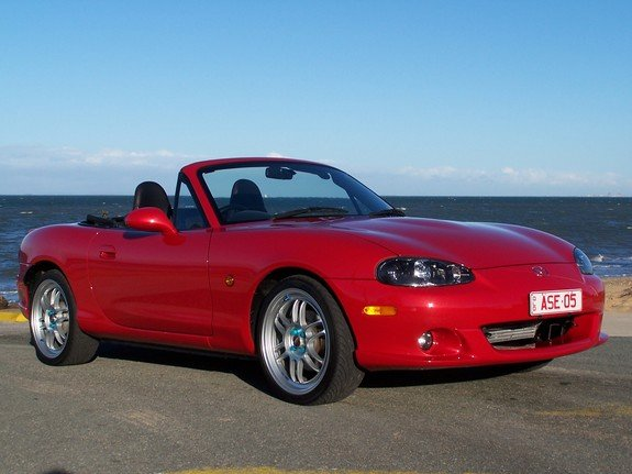 red nb red miata mx 5 mazda miata mx 5 picture gallery. Black Bedroom Furniture Sets. Home Design Ideas
